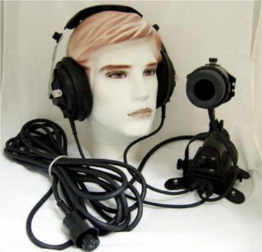 Military Headset AT H-200