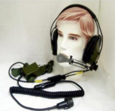 Military Headsets AT H-4610