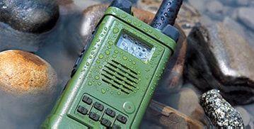 VHF Military Tactical Radios