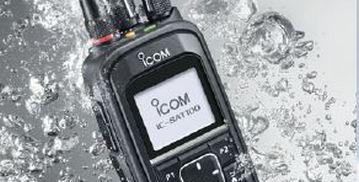 Iridium Satellite PTT Radio