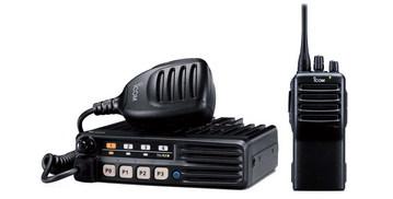 VHF Analog Radios