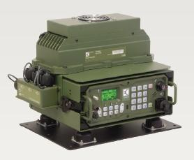 Codan 2110M Military Mobile Station