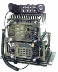 AT RF1325 Комплект Мобильной УКВ- Радиостанции  Выходной Мощностью 25 Ватт