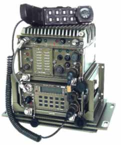 AT RF1350 Military VHF Mobile Package