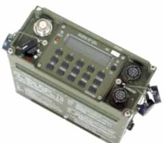 AT RF13 Portable Military Tactical VHF Transceiver