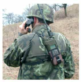 AT RF20 MultiBand Handheld Transceiver