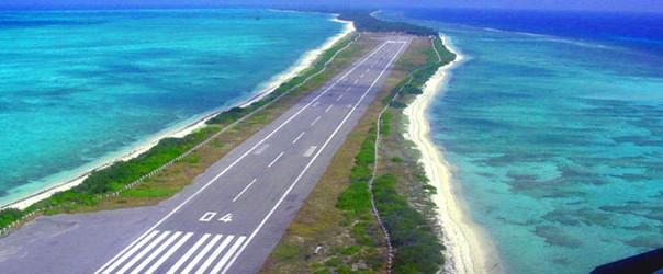 Остров Агатти VU7AG Лакшадвипские острова