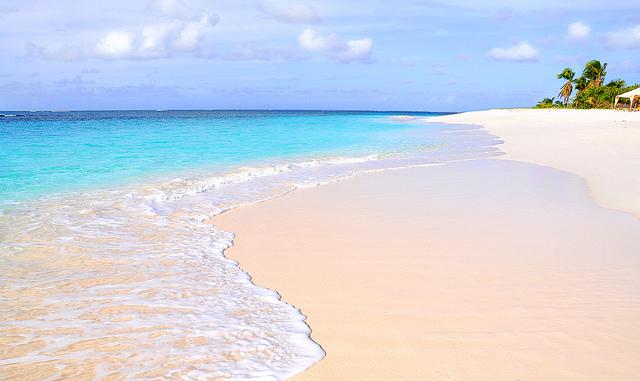 Остров Ангуилла VP2EAF
