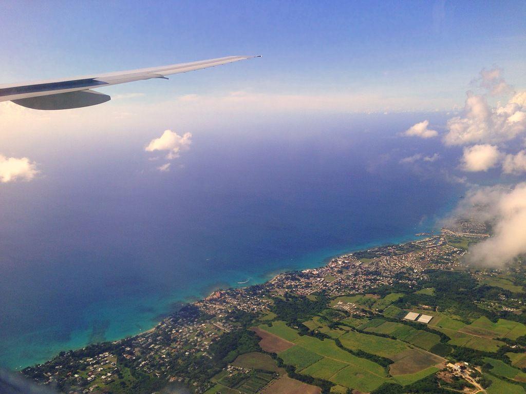 Остров Барбадос 8P9BZ DX Новости