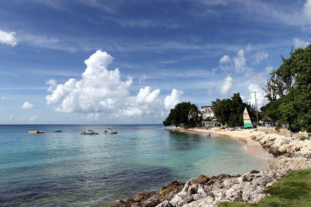 Остров Барбадос 8P9JB
