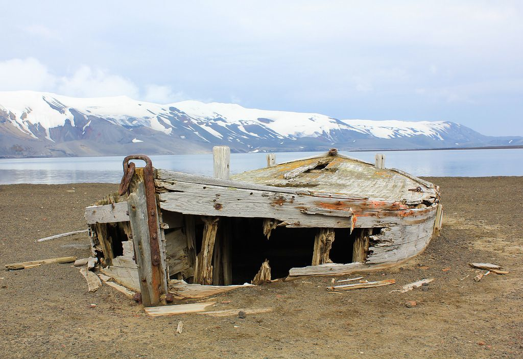 Станция Беллинсгаузен Остров Ватерлоо Остров Короля Георга Южно Шетландские острова RI44ANT DX Новости