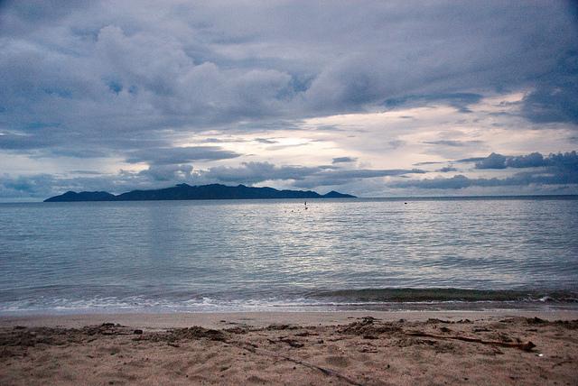 Остров Бенга Красивый остров Фиджи 3D2FJ