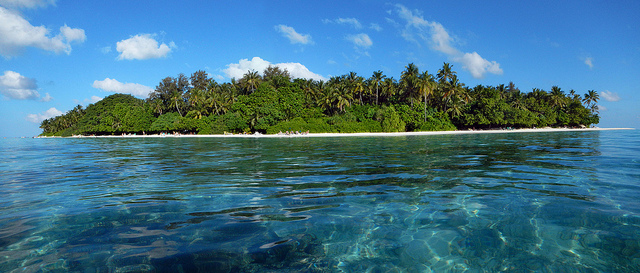 Остров Бьядху 8Q7CF DX Новости Мальдивские острова