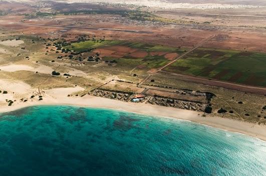 Остров Боавишта D44TS Кабо Верде Острова Зеленого Мыса