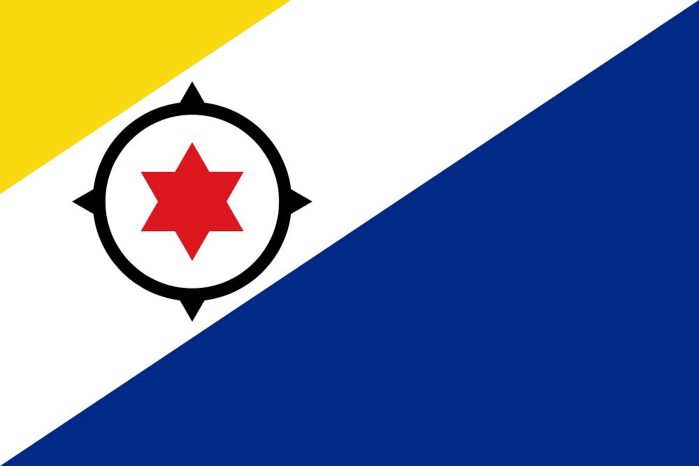 Остров Бонэйр PJ4/N4CCB Флаг