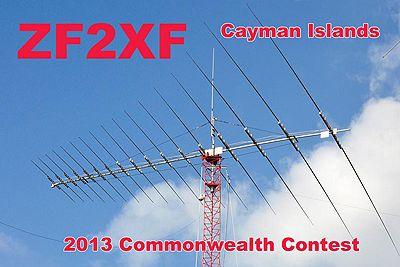 Каймановы острова ZF2XF