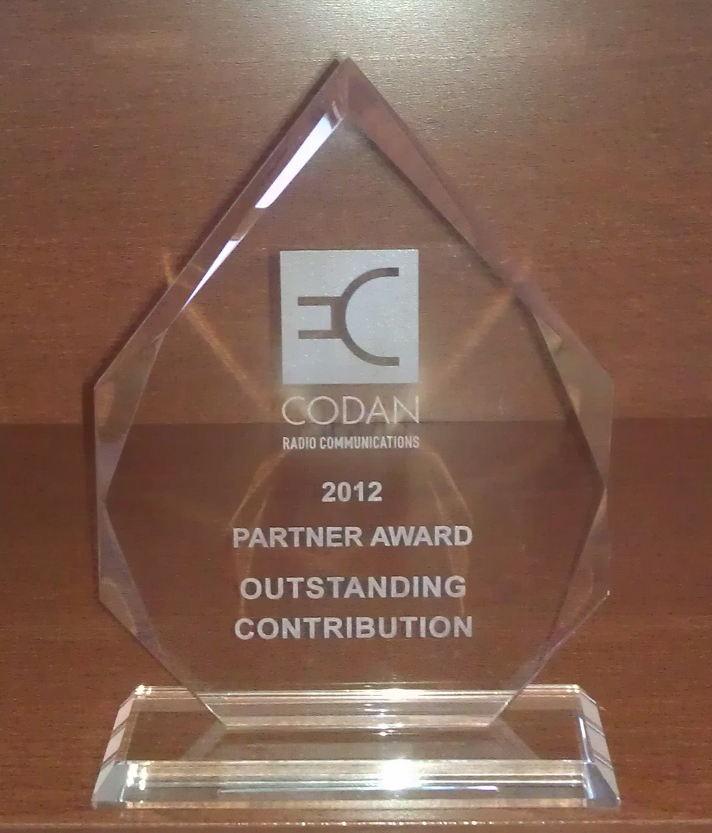 Codan Partner Award