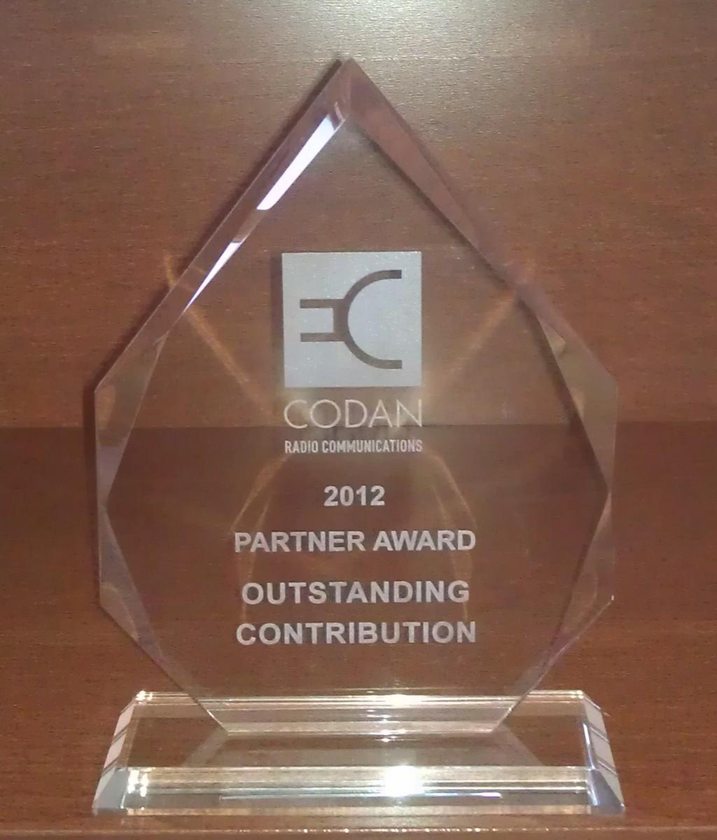 Награда Codan