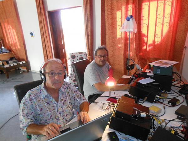 Коморские острова D64K QRV