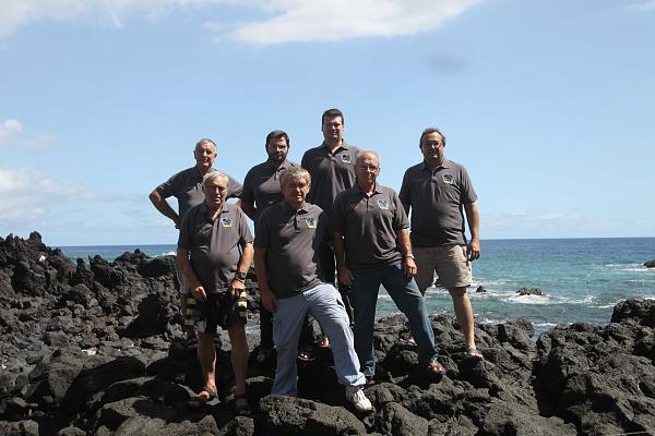 Коморские острова D64K Команда