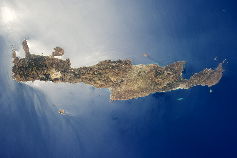 Остров Крит SW9GG