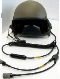 Military Ballistic Helmet