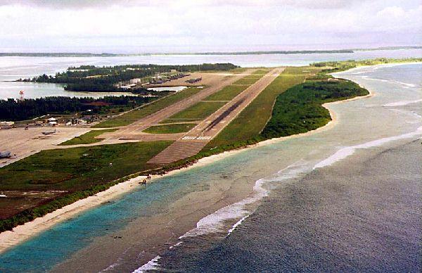 Остров Диего Гарсия - Архипелаг Чагос - VQ9JAB