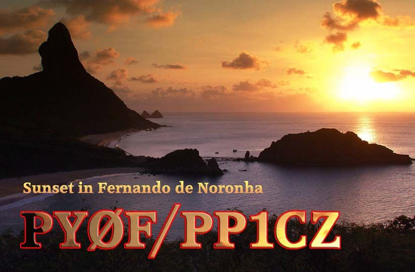Архипелаг Фернанду ди Норонья PY0F/PP1CZ 2014