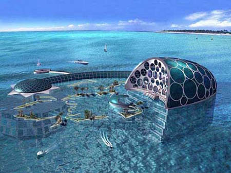 Fiji Islands DX News 3D2AD Underwater Hotel