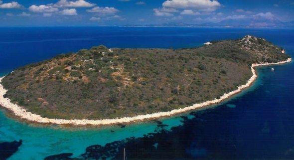 Остров Гайя 9M6/G4BUO