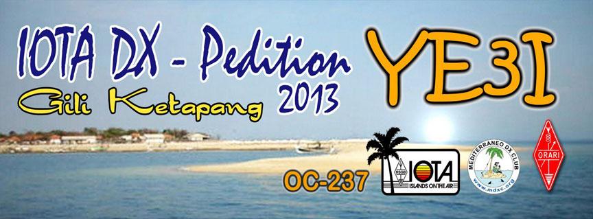 Остров Гили Кетапанг YE3I