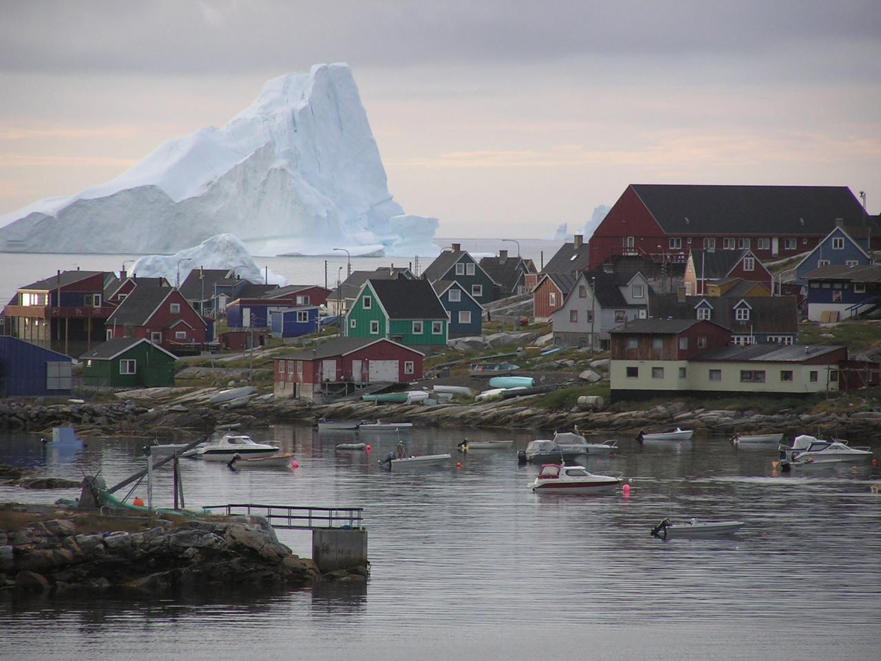 Гренландия OX5YL