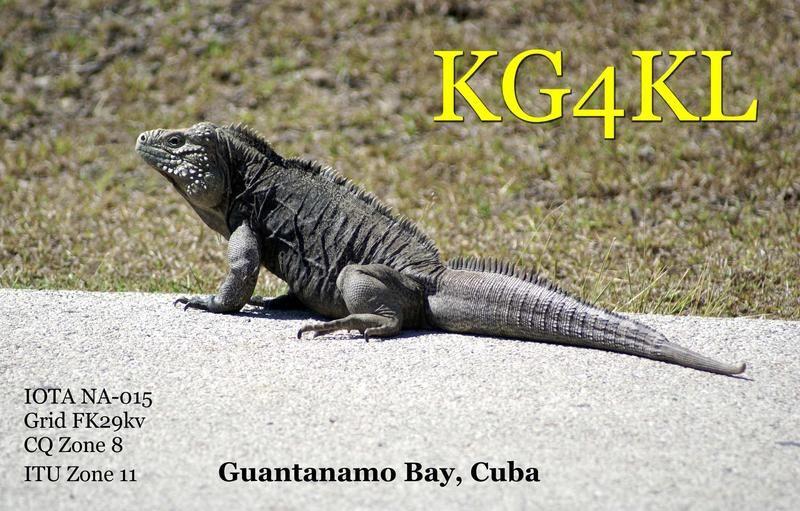 Гуантанамо KG4KL