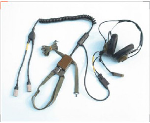 Military Headset AT H-161D/U
