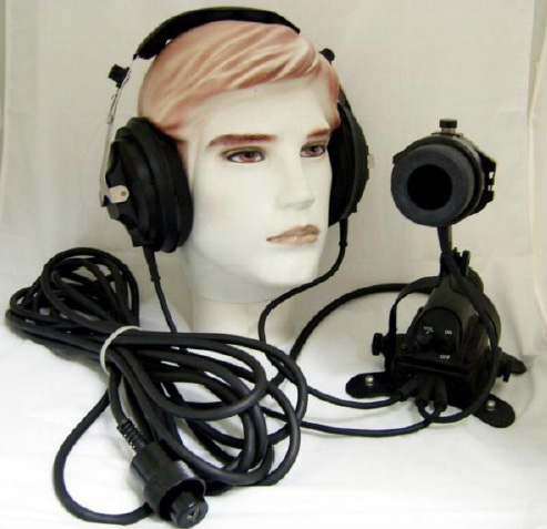 AT H-200 Military Headset