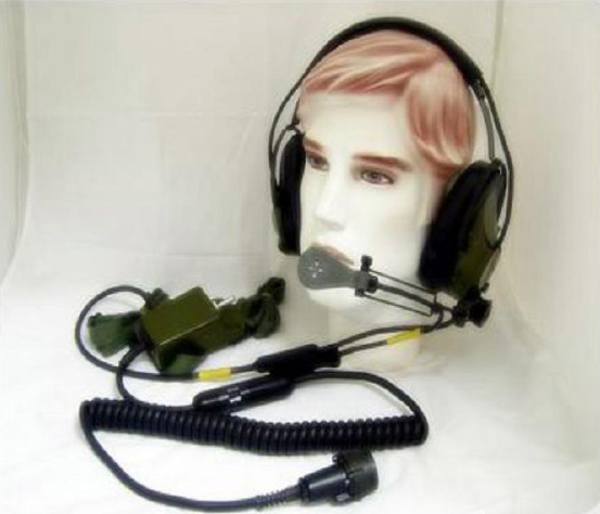 Military Headset AT H-4610