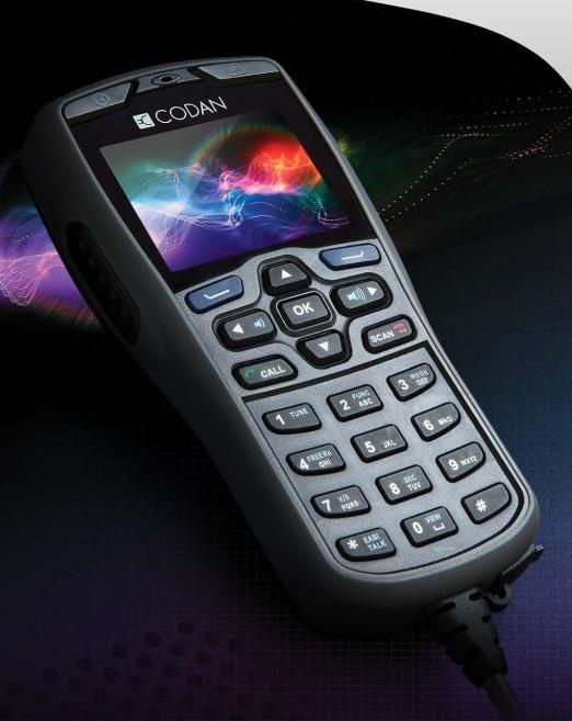 Codan Envoy Headset