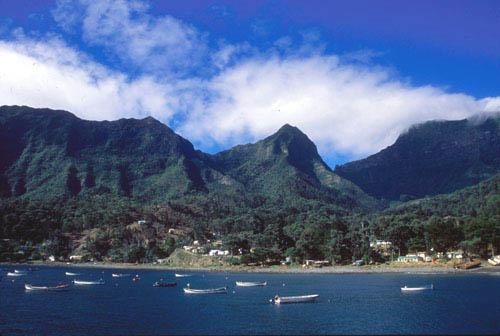 Остров Хуан Фернандес CE0ZOL