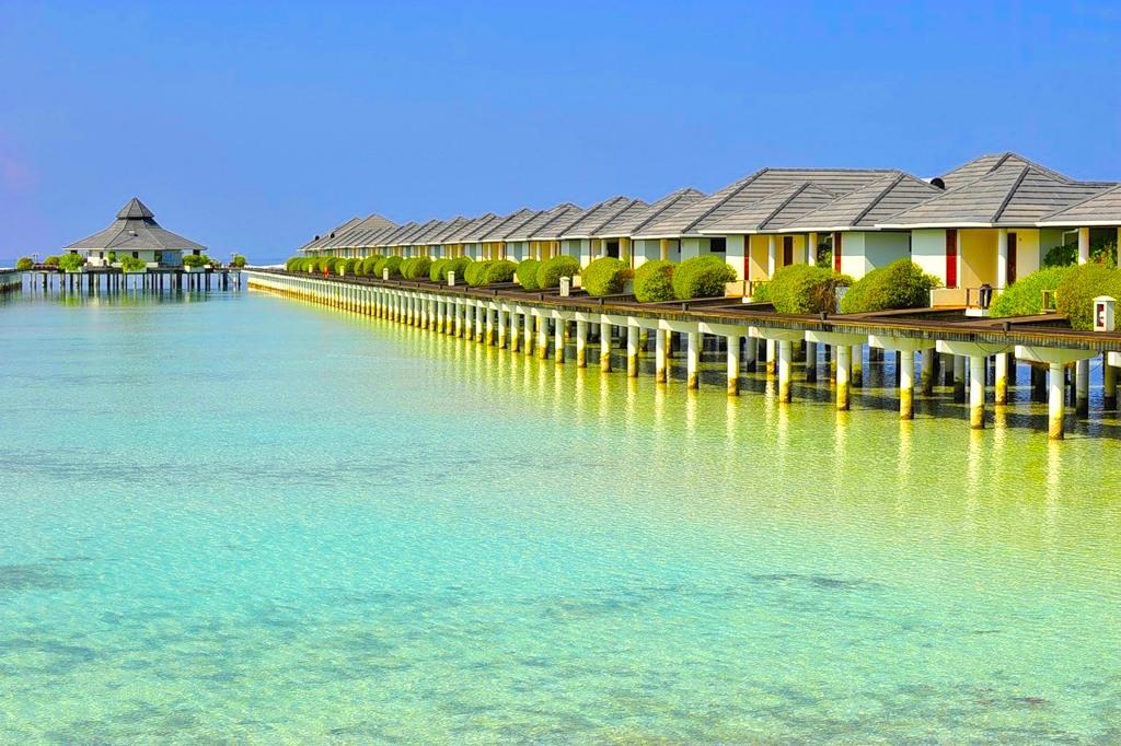 Мальдивские острова 8Q7HF 8Q7MH DX Новости
