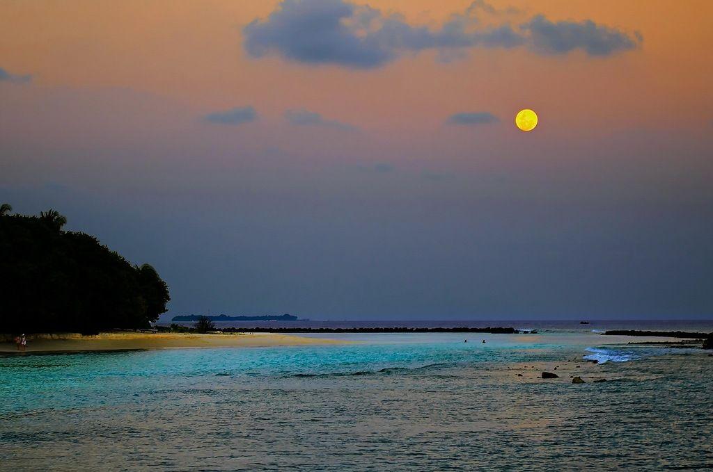 Мальдивские острова 8Q7EJ