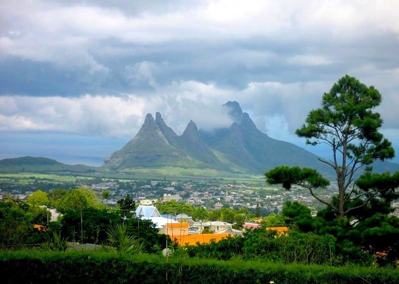 Остров Маврикий 3B8/G0TSM