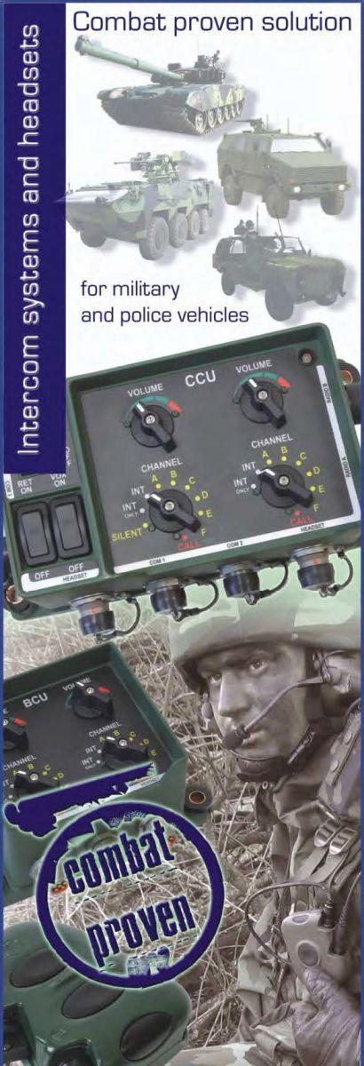 Military Intercom Systems