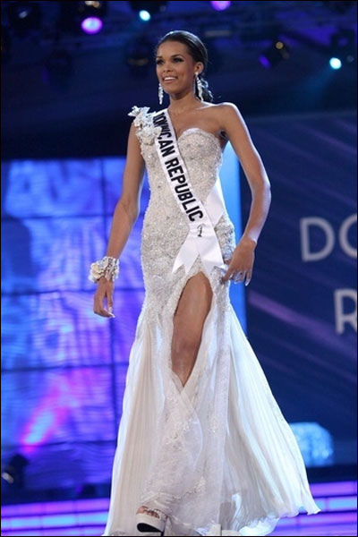 Miss Dominican Republic HI3CC
