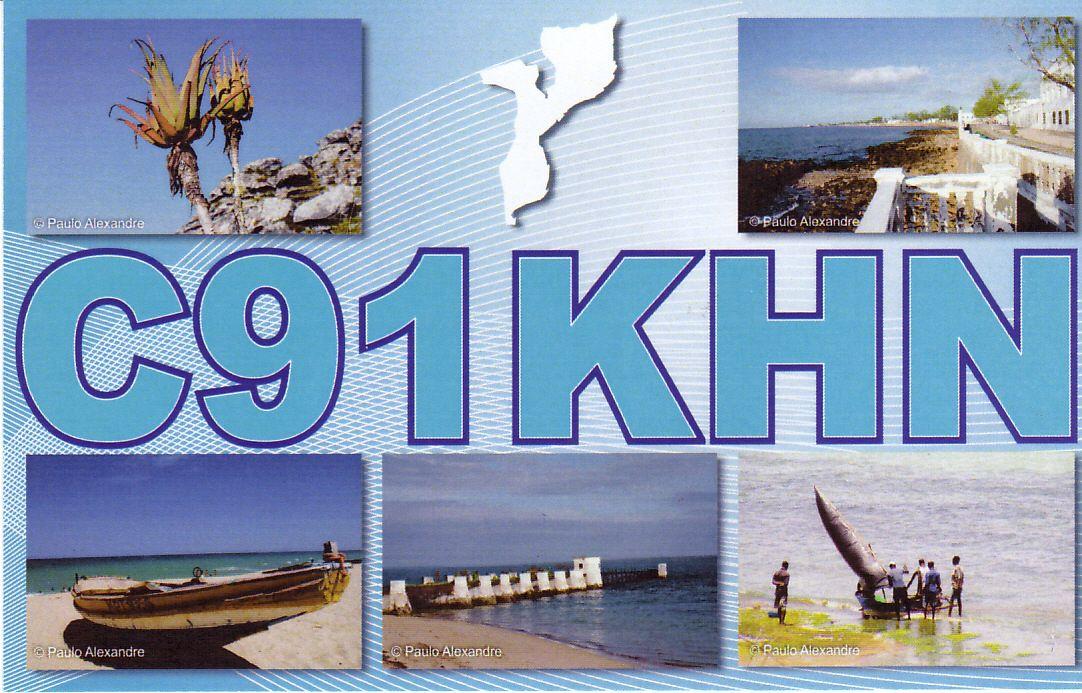 Мозамбик C91C C91KHN