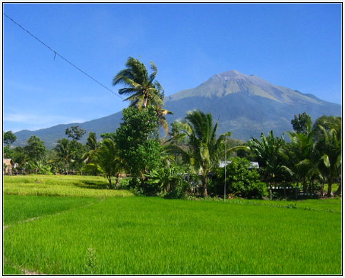 Negros Island Philippines DX News DU7/N7ET Mountains