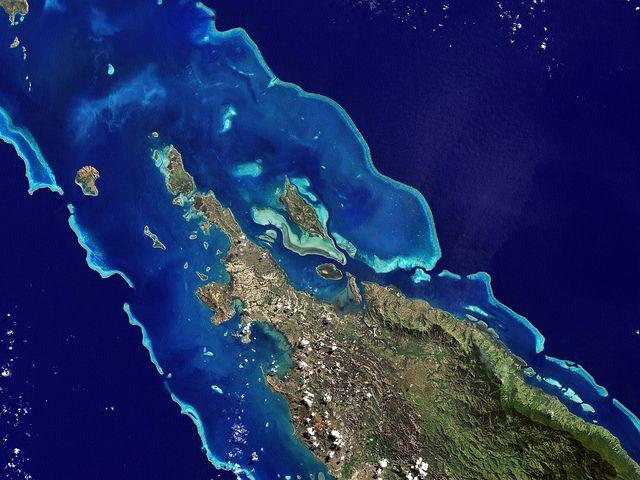 Новая Каледония TX5W DX Новости