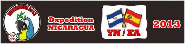 Никарагуа H7H DX Новости Логотип