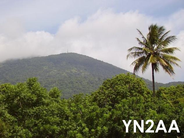 Никарагуа YN2AA 2013