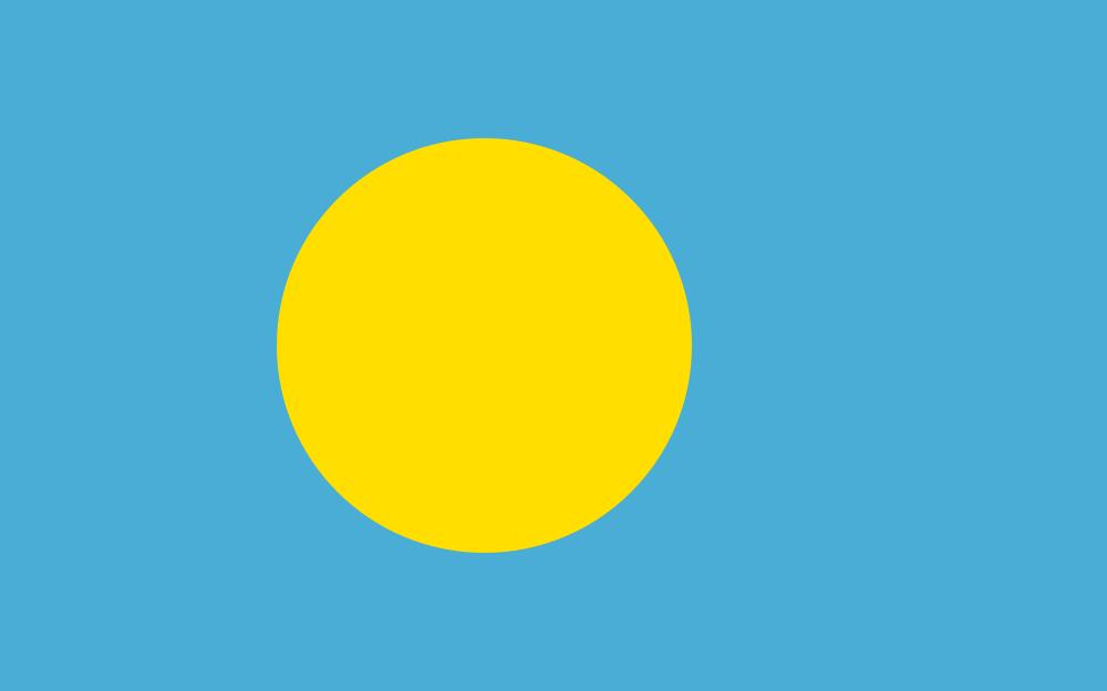 Палау Флаг