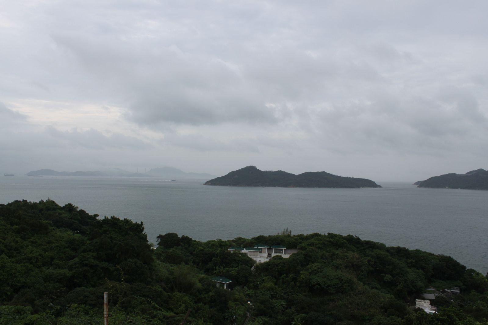 Остров Пенг Чау VR2/IV3TAN Направление на Европу длинным путем